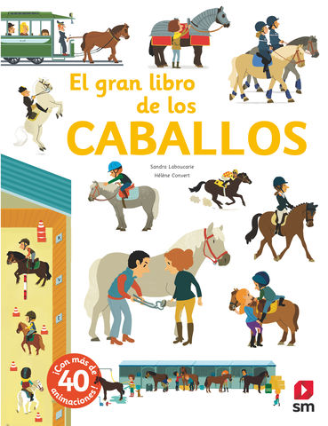 GRAN LIBRO DE LOS CABALLOS, EL