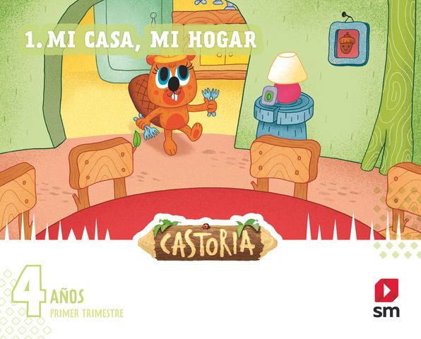 CASTORIA 4 AÑOS 1 TRIM