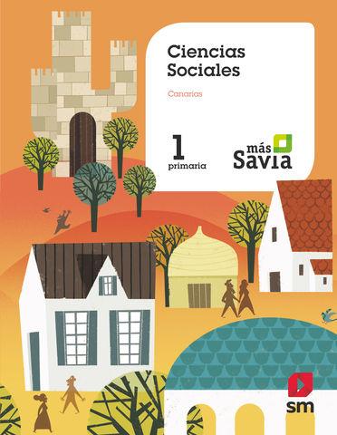CIENCIAS SOCIALES 1º PRIMARIA MAS SAVIA