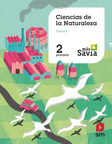 CIENCAS DE LA NATURALEZA 2º PRIM - Mas Savia
