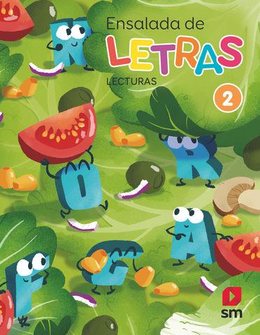 LECTURAS ENSALADA DE LETRAS 2 PRIM