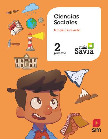 CIENCIAS SOCIALES 2º PRIM - Más Savia