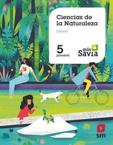 CIENCIAS DE LA NATURALEZA- Proyecto Más Savia  5 PRIM