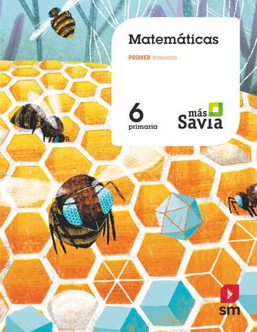 MATEMATICAS 6º PRIM - Proyecto Savia