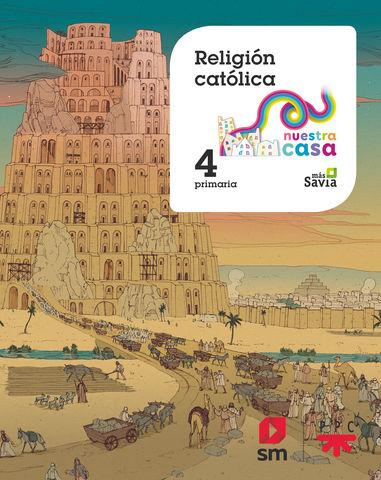 RELIGION CATÓLICA 4º PRIM NUESTRA CASA - Más Savia 19