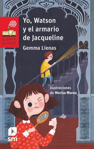 YO WATSON Y EL ARMARIO DE JACQUELINE
