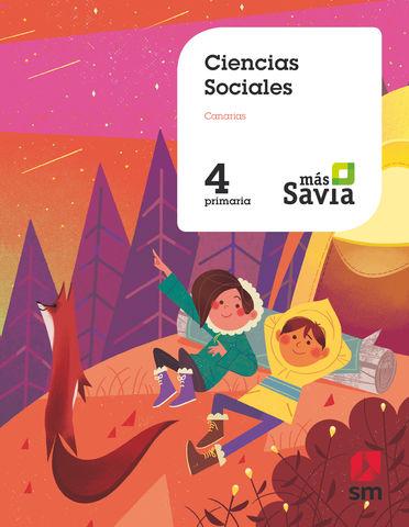 CIENCIAS SOCIALES 4º PRIMARIA MAS SAVIA