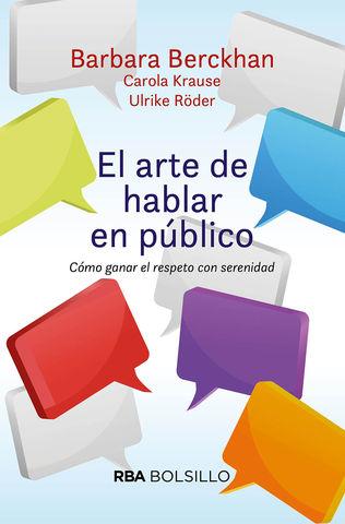 ARTE DE HABLAR EN PUBLICO,EL