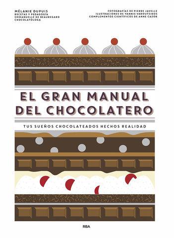 GRAN MANUAL DEL CHOCOLATERO, EL
