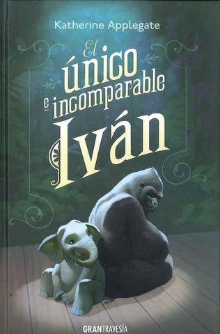 UNICO E INCOMPARABLE IVAN, EL (libro de la pelicula) +14 años