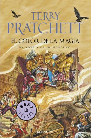 COLOR DE LA MAGIA,EL DBBS   342/1
