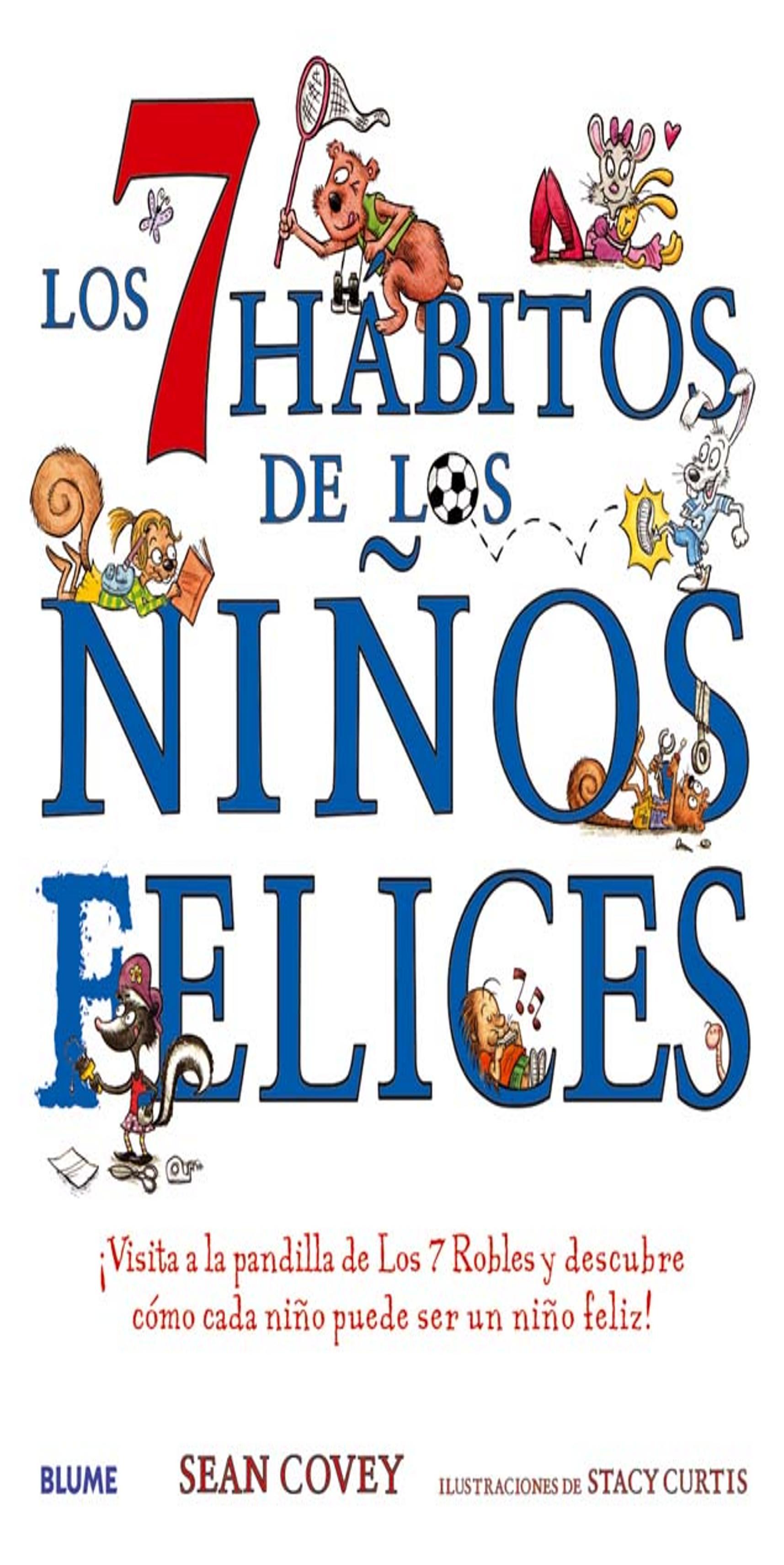 7 HABITOS DE NIÑOS FELICES