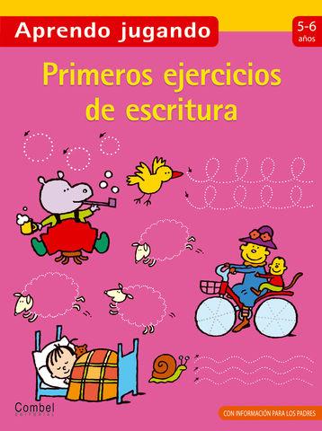 PRIMEROS EJERCICIOS ESCRITURA 5-6 AÑOS