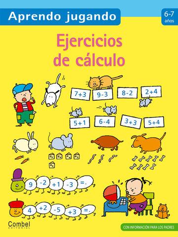 EJERCICIOS CALCULO 6-7 AÑOS