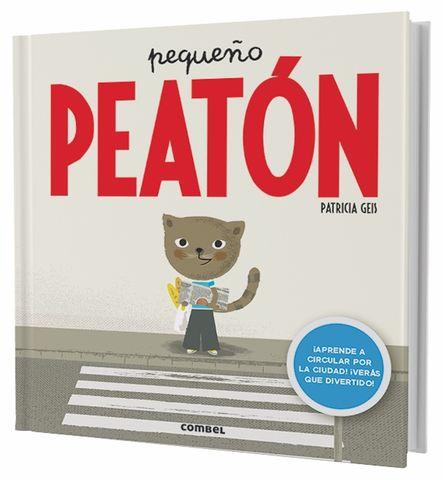 PEQUEÑO PEATON libro de solapa