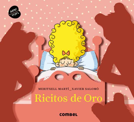 RICITOS DE ORO mini-pops