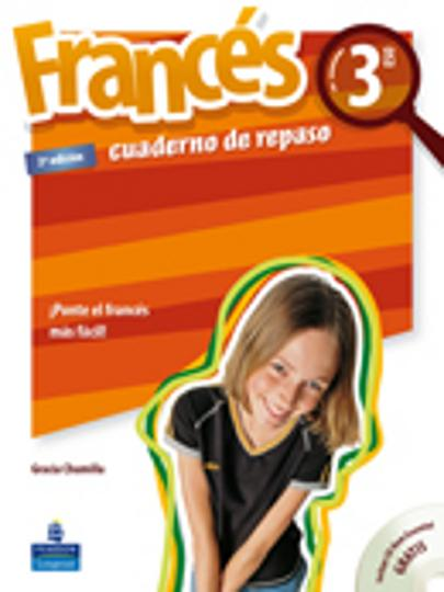 FRANCES 3º ESO Cuaderno de Repaso + CD ROM  2º Ed