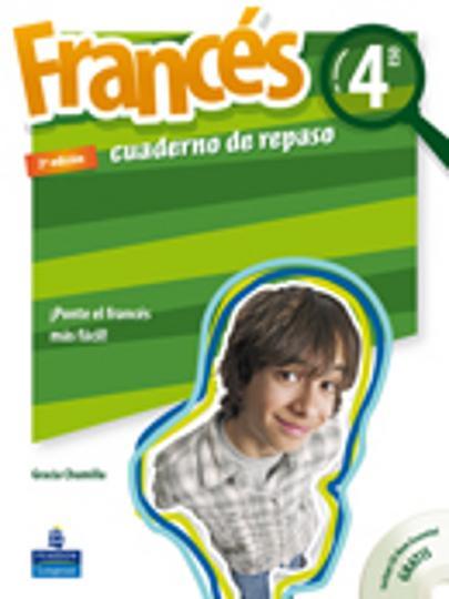 FRANCES 4º ESO Cuaderno de Repaso + CD ROM  2º Ed