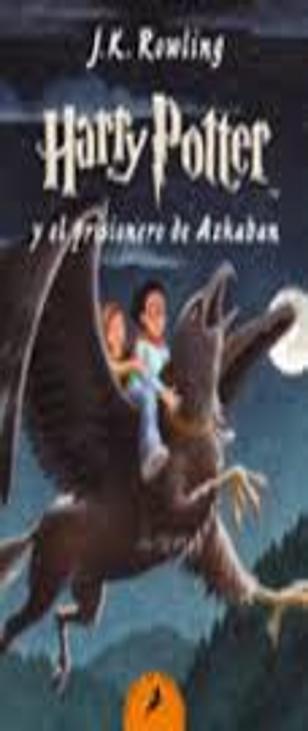 HARRY POTTER y el Prisionero de Azkabán 03 Bolsillo