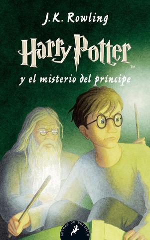 HARRY POTTER VI EL MISTERIO DEL PRINCIPE VI