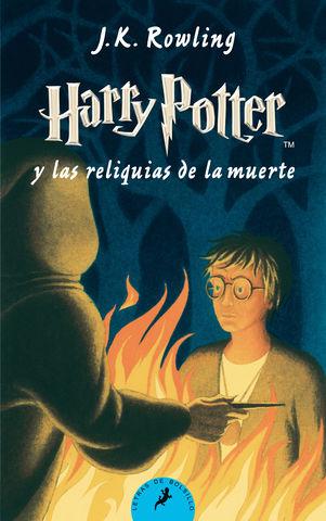 HARRY POTTER Y LAS RELIQUIAS DE LA MUERTE VII
