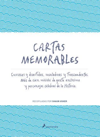 CARTAS MEMORABLES.(EDICION ESPECIAL ILUSTRADA)