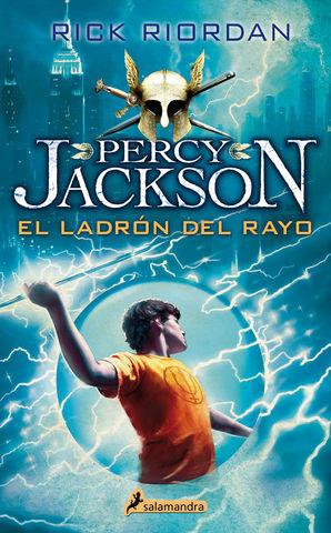 PERCY JACKSON Nº 1 el ladron del rayo