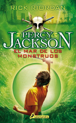 MAR DE LOS MONSTRUOS, EL PERCY JACKSON