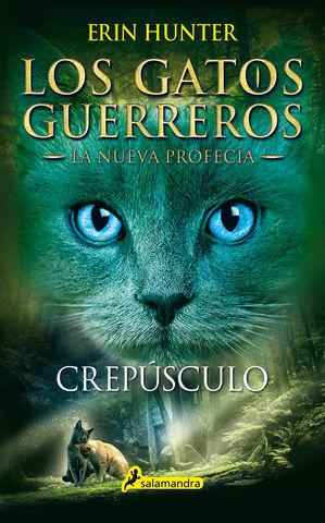 GATOS GUERREROS NUEVA PROFECIA 5 CREPUSCULO