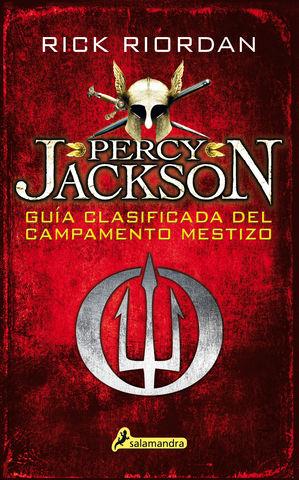 PERCY JACKSON Guia clasificada del campamento mestizo