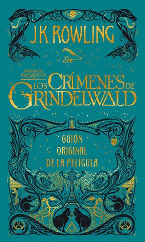 CRIMENES GRINDELWALD (GUION AAFF II) (S)