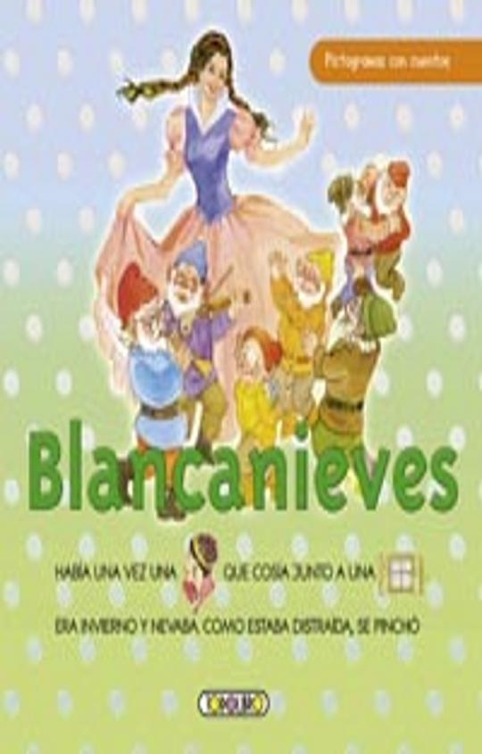 BLANCANIEVES PICTOGRAMAS