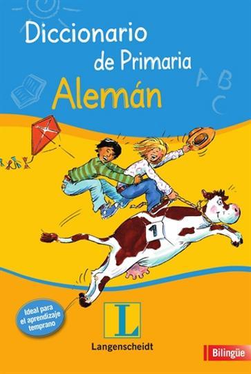 DICCIONARIO DE PRIMARIA ALEMÁN