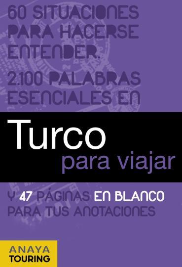 TURCO PARA VIAJAR - Anaya Touring Club