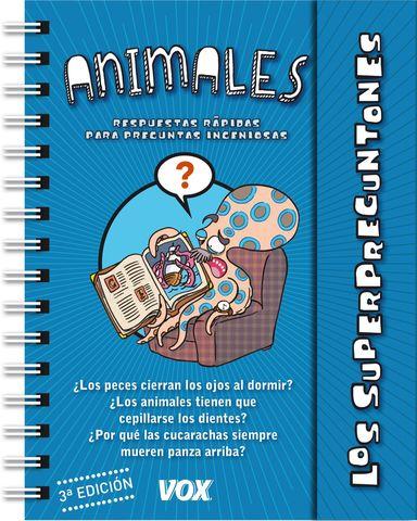 SUPERPREGUNTONES LOS ANIMALES,LOS