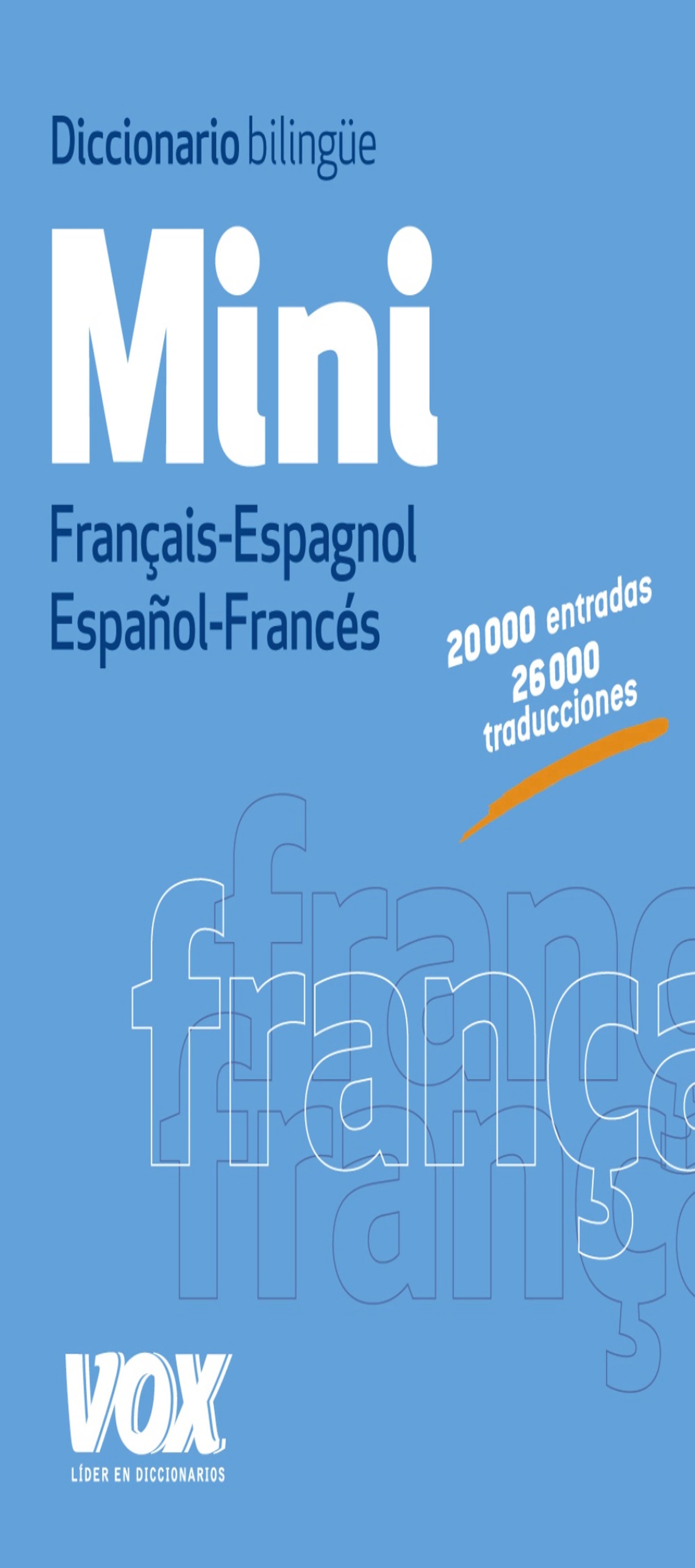 DICC Vox MINI Francés - Español / Español - Francés