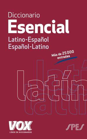 DICC Vox ESENCIAL Latino - Español / Español - Latino Ed 2019