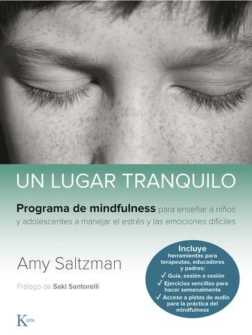 UN LUGAR TRANQUILO PROGRAMA DE MINDFULNESS