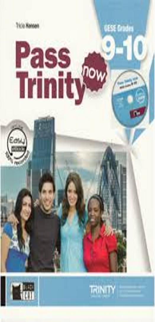 PASS TRINITY NOW 9 - 10 SB + Easy eBook on DVD
