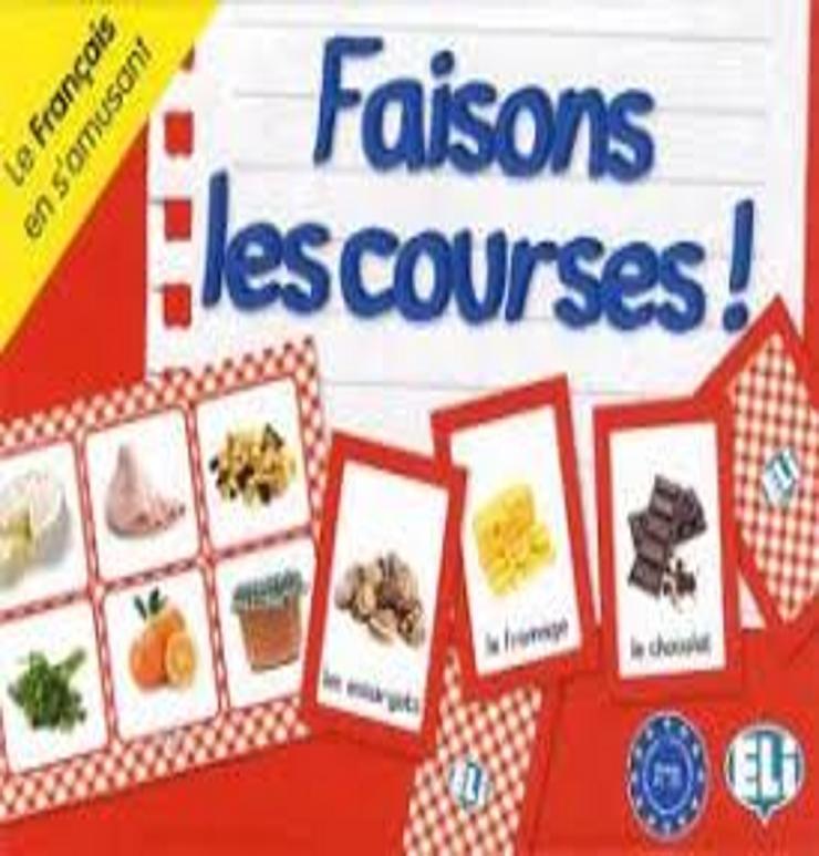 FAISONS LES COURSES! - Le Français en S´Amusant