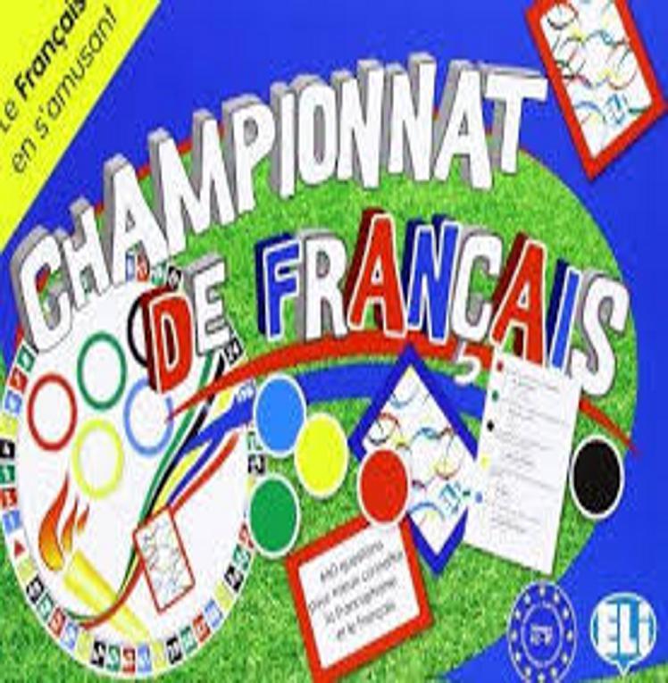 CHAMPIONAT DE FRANÇAIS - Le Français en S´Amusant