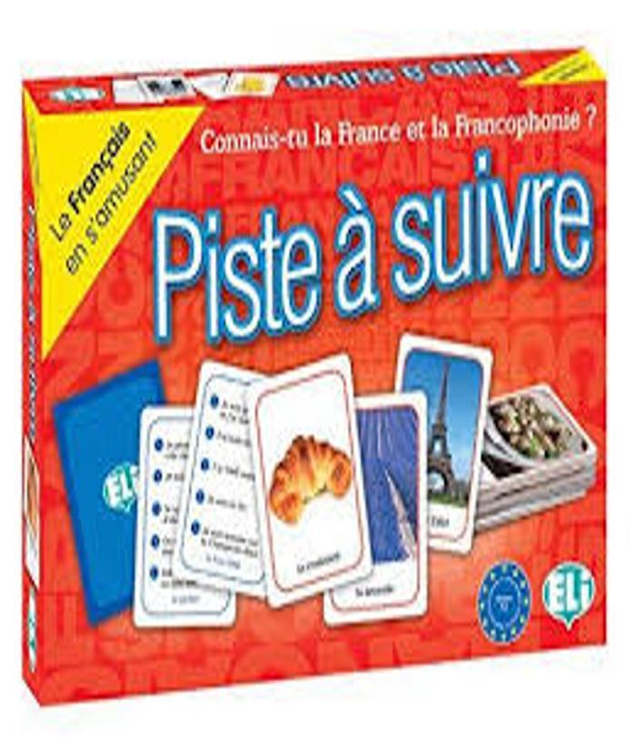 PISTE A SUIVRE - Le Français en S´Amusant