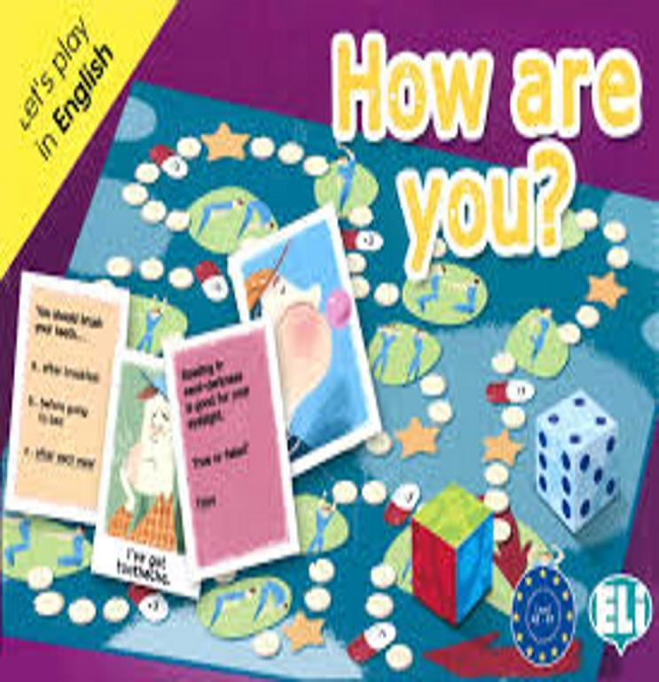 HOW ARE YOU? - Let´s Play in English