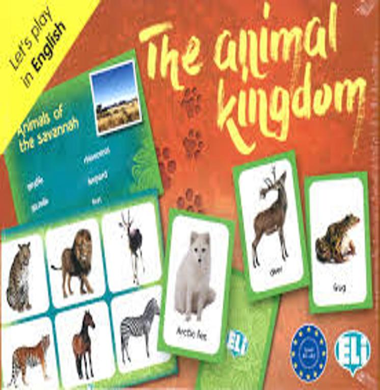 ANIMAL KINGDOM, THE - Let´s Play in English