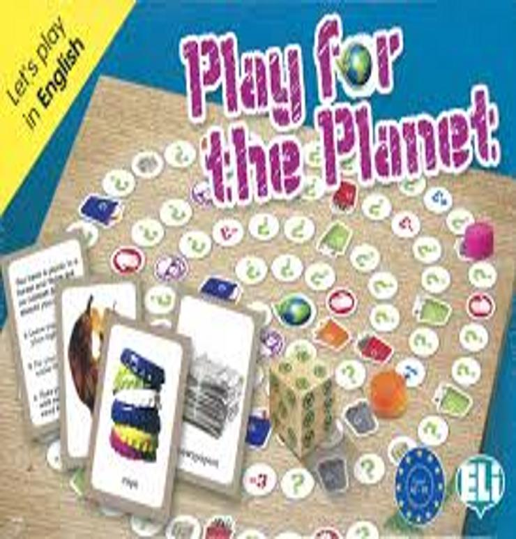 PLAY FOR THE PLANET - Let´s Play in English