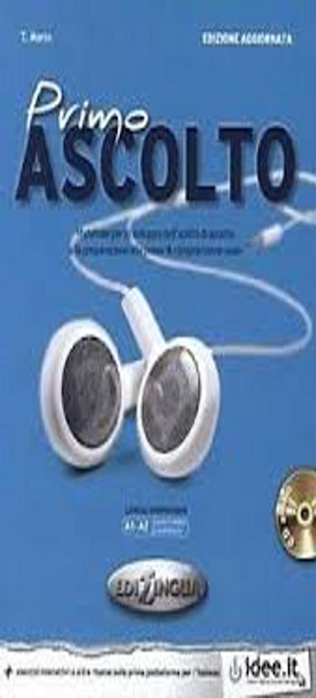 PRIMO ASCOLTO  Libro + CD