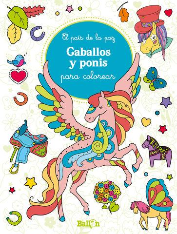 CABALLOS Y PONIS EL PAIS DE LA PAZ