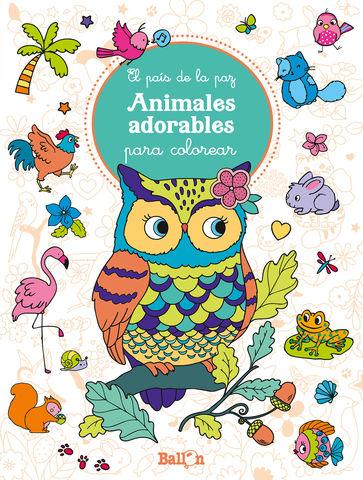 ANIMALES ADORABLES EL PAIS DE LA PAZ